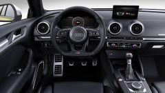 Nuova Audi A3: la plancia