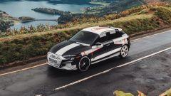 Nuova Audi A3, la prima immagine