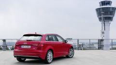 Nuova Audi A3: prova, motori e dotazioni. Guarda il video - Immagine: 19