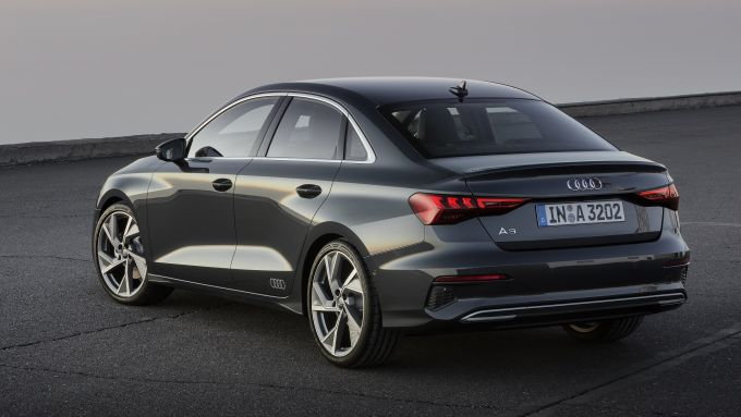 Nuova Audi A3 Sedan: dal terzo trimestre 2020