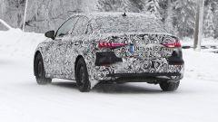 Nuova Audi A3 Sedan: il posteriore