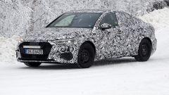 Nuova Audi A3 Sedan: la fiancata