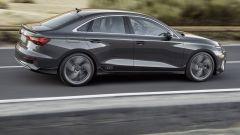 Nuova Audi A3 Sedan, online il configuratore