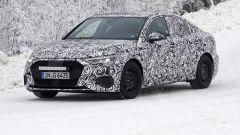Nuova Audi A3 Sedan: vista 3/4 anteriore