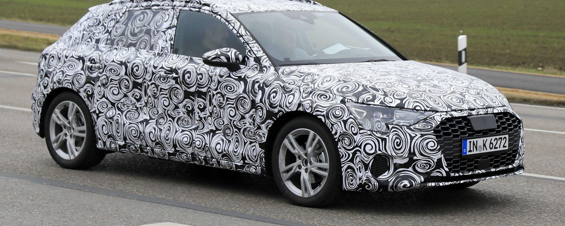 Nuova Audi A3 Sportback 2019 Come Cambia Versioni Uscita Prezzi