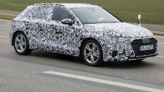 Nuova Audi A3 Sportback 2019, le foto spia precedenti