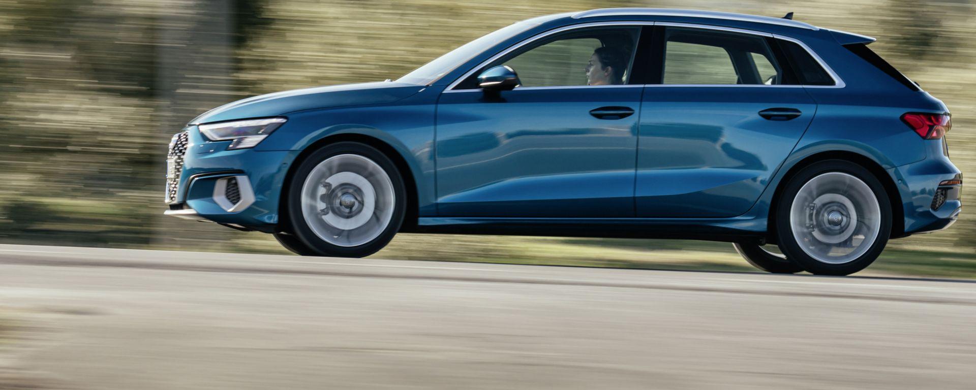 Nuova Audi A3 Sportback 30 TFSI