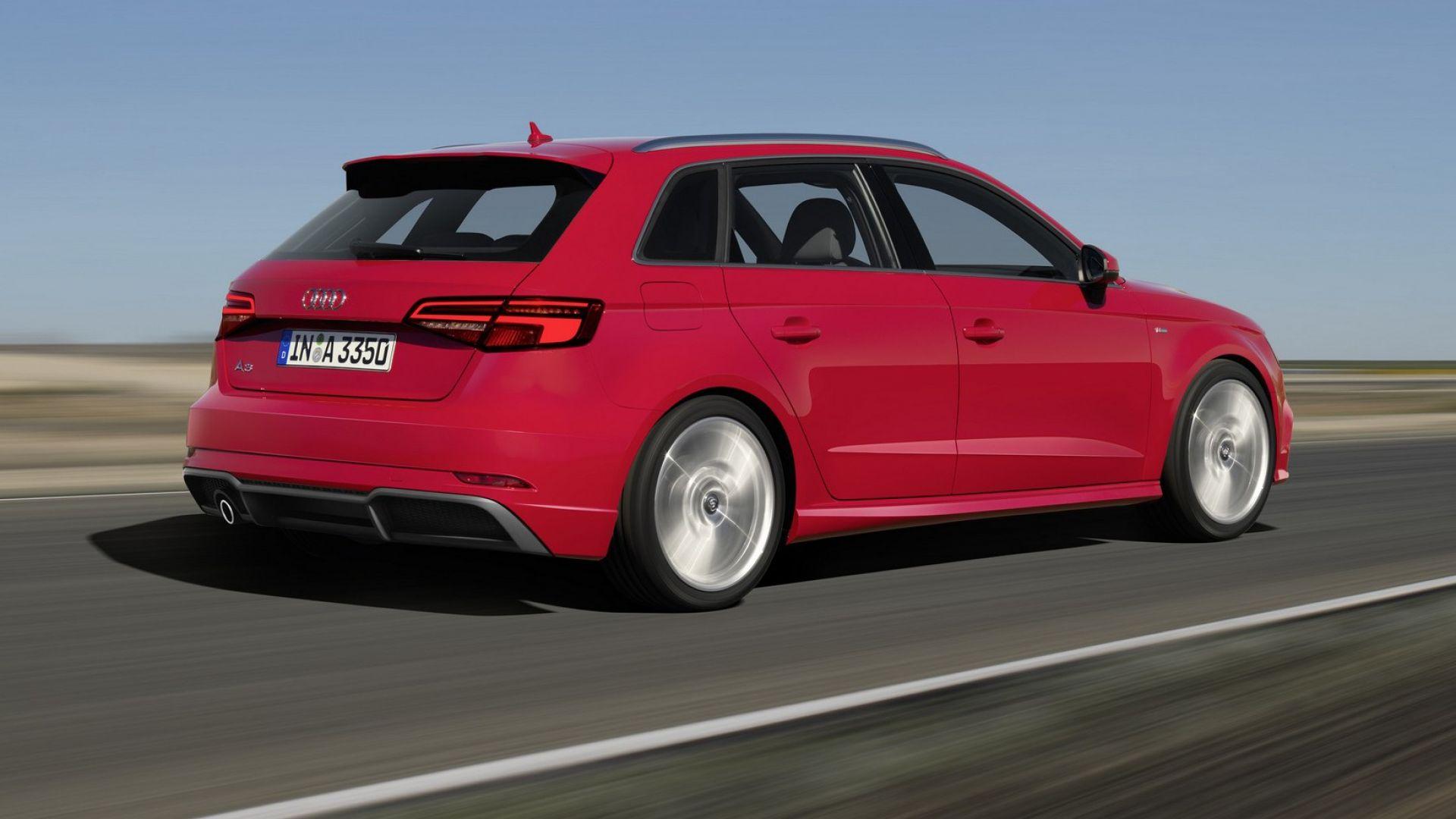 Prova video nuova audi a3 prova motori e dotazioni for Audi a3 restyling 2017
