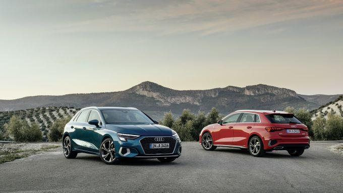 Nuova Audi A3 Sportback: aperti gli ordini online con incentivi all'acquisto