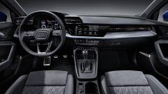 Nuova Audi A3 Sportback, gli interni