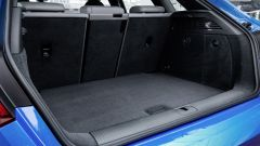 Nuova Audi A3 Sportback: il bagagliaio
