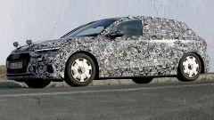 Nuova Audi A3 Sportback, ultime foto spia