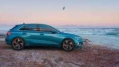 Nuova Audi A34 Sportback 2020: al lancio con motori benzina e diesel per potenze da 110 a 150 CV
