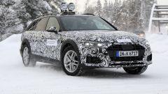 Nuova Audi A4 Allroad: spiato il restyling - Immagine: 3