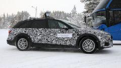 Nuova Audi A4 Allroad: spiato il restyling - Immagine: 4