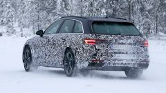 Nuova Audi A4 Avant e Sedan 2020: le prime foto e video - Immagine: 1