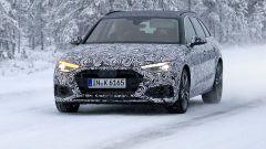 Nuova Audi A4 Avant e Sedan 2020: le prime foto e video - Immagine: 4