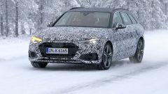 Nuova Audi A4 Avant e Sedan 2020: le prime foto e video - Immagine: 2
