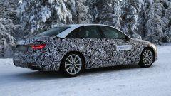 Nuova Audi A4 Avant e Sedan 2020: le prime foto e video - Immagine: 19