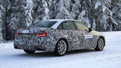 Nuova Audi A4 Avant e Sedan 2020: le prime foto e video - Immagine: 20