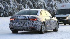 Nuova Audi A4 Avant e Sedan 2020: le prime foto e video - Immagine: 22