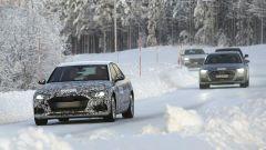 Nuova Audi A4 Avant e Sedan 2020: le prime foto e video - Immagine: 23