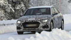 Nuova Audi A4 Avant e Sedan 2020: le prime foto e video - Immagine: 24
