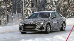 Nuova Audi A4 Avant e Sedan 2020: le prime foto e video - Immagine: 25