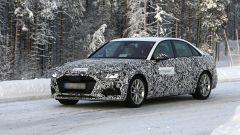Nuova Audi A4 Avant e Sedan 2020: le prime foto e video - Immagine: 26