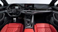 Nuova Audi A4 Avant 2020 interni