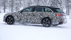 Nuova Audi A4 Avant 2020: paraurti e parafanghi sono nuovi