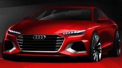 Come cambia Audi A4 per la sesta generazione: debutto nel 2023