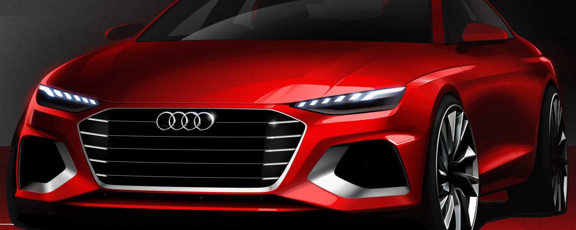Nuova Audi A4: come cambierà per il 2023