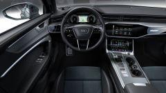 Nuova Audi A5 allroad 2019: la plancia