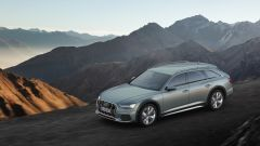 Nuova Audi A5 allroad 2019: lo stile country