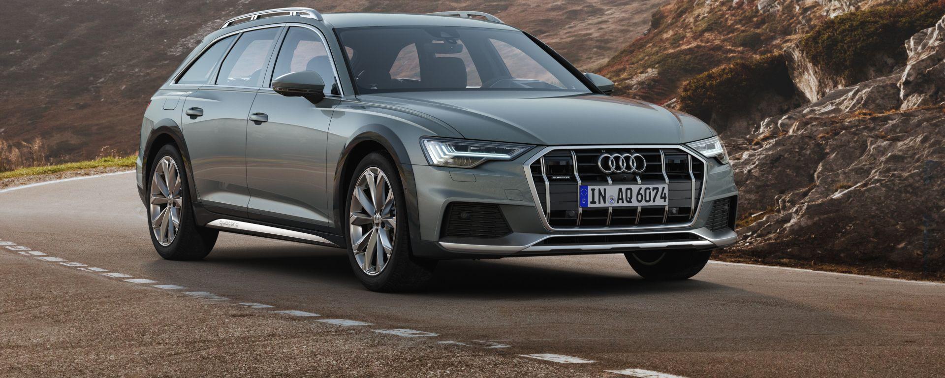 aliexpress save up to 80% new cheap Nuova Audi A6 allroad 2019: al via gli ordini, i prezzi ...