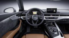 Audi A5 Coupé MY 2017: dotazioni, motori, tecnologia  - Immagine: 17