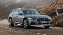 Audi A6 Allroad, il diesel mild hybrid si fa in 4 (cilindri) - Immagine: 2