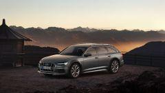 Audi A6 Allroad, il diesel mild hybrid si fa in 4 (cilindri) - Immagine: 3