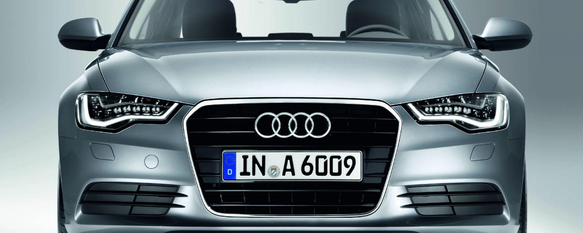 La nuova Audi A6 2011 in dettaglio