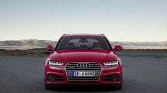 Nuova Audi A6 2017 nel colore Rosso Matador