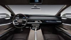 Nuova Audi A6 2018, avrà interni high tech