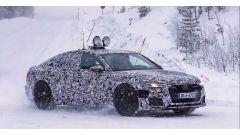 Nuova Audi A6 2018: le foto spia mostrano i nuovi fari - Immagine: 3