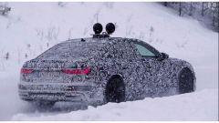 Nuova Audi A6 2018: le foto spia mostrano i nuovi fari - Immagine: 6