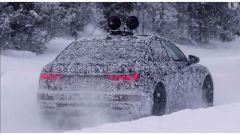 Nuova Audi A6 2018: le foto spia mostrano i nuovi fari - Immagine: 5