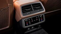Nuova Audi A6 2018: il clima quadri-zona opzionale
