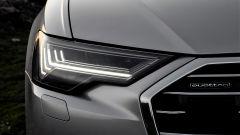 Nuova Audi A6 2018: la firma luminosa