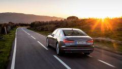 Nuova Audi A6 2018: la prova su strada in Portogallo