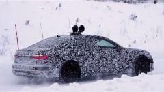 Nuova Audi A6 2018 luci posteriori
