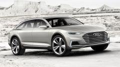 Nuova Audi A6 2018, si ispira alla concept Prologue